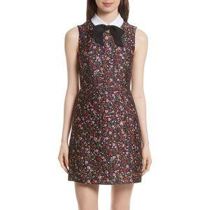 Kate Spade boho jacquard floral dress